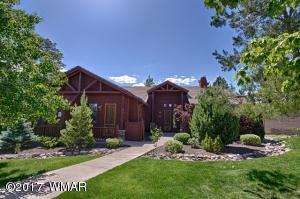 3527 W Torreon Court, Lot 9 The Lodges, Show Low, AZ 85901