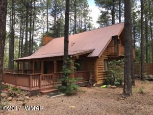 2040 Jack Rabbit Trail, Pinetop, AZ 85935