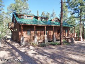 5 County Road N1068, Greer, AZ 85927