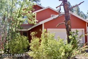 3202 Mark Twain Drive, Pinetop, AZ 85935