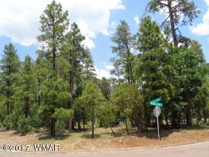 Lot 129 Black Pine, Pinetop, AZ 85935