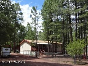 2863 Gooseleg Way, Lakeside, AZ 85929