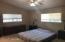 Split bedroom layout