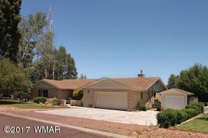 1021 Fairway Drive, Show Low, AZ 85901