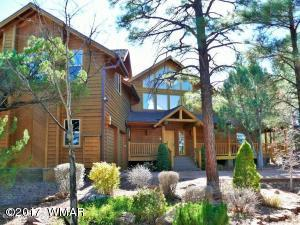 61 S Falling Leaf Road, Show Low, AZ 85901