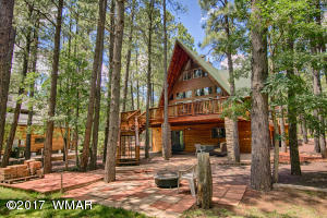 8279 White Oak Road, Pinetop, AZ 85935
