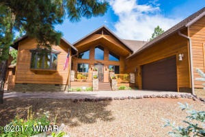 4291 W Sugar Pine Loop, Show Low, AZ 85901