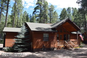8404 East Lane, Pinetop, AZ 85935
