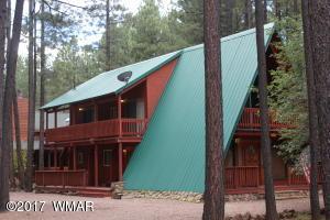 8649 Wild Horse Road, Pinetop, AZ 85935
