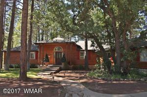 7208 White Oak Road, Pinetop, AZ 85935