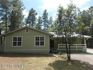 861 W Navajo Lane, Lakeside, AZ 85929