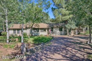 3168 Cutthroat Circle, Pinetop, AZ 85935