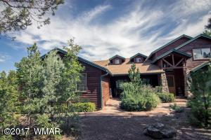 21 S Goldenrod Lane, Lot 11 Rendezvous 1, Show Low, AZ 85901