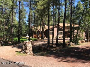 2800 Fern Drive, Pinetop, AZ 85935
