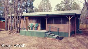 4125 Mark Twain Drive, Pinetop, AZ 85935