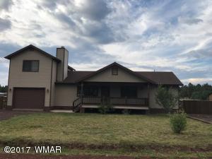 136 N Skylane Road, Pinetop, AZ 85935