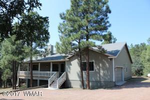 1468 Hilltop Lane, Lakeside, AZ 85929