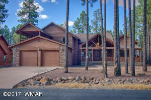 8492 Skywood Drive, Pinetop, AZ 85935
