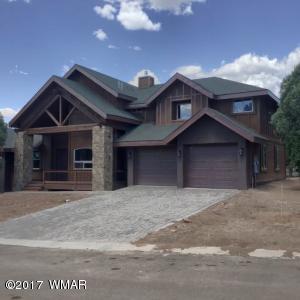 2681 N Eagle View Circle, Show Low, AZ 85901