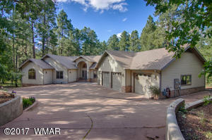 6602 Country Club Drive, Pinetop, AZ 85935