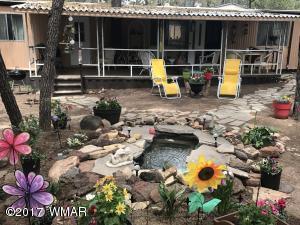 3695 Rainbow Lake Drive, Lakeside, AZ 85929