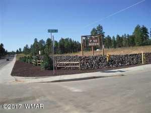 Lot 43 W Owens, Show Low, AZ 85901