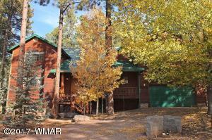 647 E Oak Meadow Lane, Pinetop, AZ 85935
