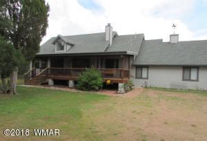 3057 Pinewood Drive, Overgaard, AZ 85933