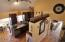 Large vaulted ceilings