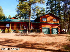 1004 W Navajo Lane, Lakeside, AZ 85929
