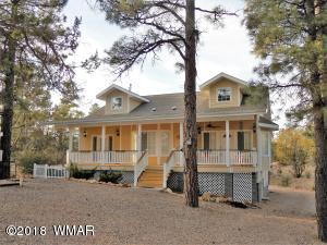 1050 Sunset View Circle, Show Low, AZ 85901