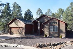 5724 Hidden Oak Drive, Pinetop, AZ 85935