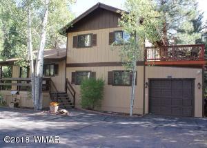 4939 Buck Springs Road, Pinetop, AZ 85935