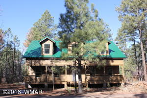 4192 Bucking Horse Trail, Pinetop, AZ 85935