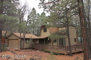 3528 Black Panther Loop, Pinetop, AZ 85935