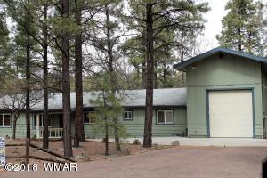 806 W Navajo Lane, Lakeside, AZ 85929