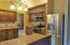 Modern appliances and loads of cabinet space!