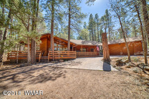 3681 Country Club Circle, Pinetop, AZ 85935