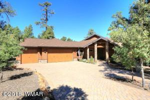 3160 W Sage Lane, Show Low, AZ 85901