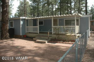352 W Summer Haven Lane, Lakeside, AZ 85929