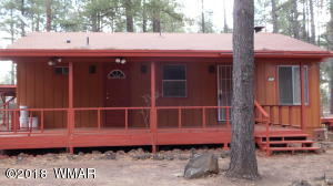 750 E Woodland Lake Road, Pinetop, AZ 85935
