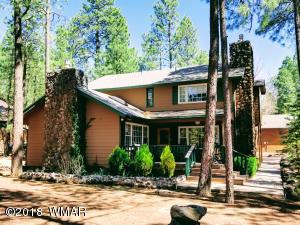2740 Elk Road, Pinetop, AZ 85935