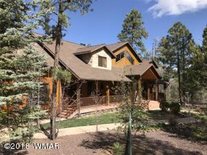 798 Pine Village Lane, Pinetop, AZ 85935