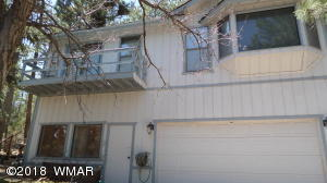 2852 Lockwood Drive, Lakeside, AZ 85929