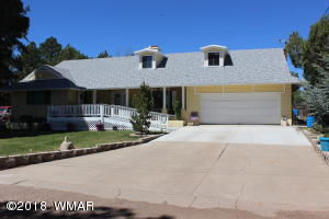 518 S 14Th Loop, Show Low, AZ 85901