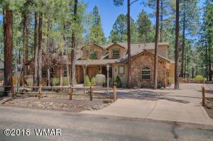 3089 Deep Forest Drive, Pinetop, AZ 85935
