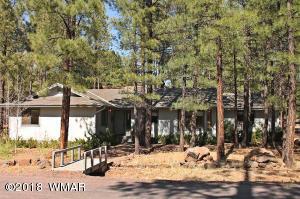 2711 Crossman Court, Pinetop, AZ 85935