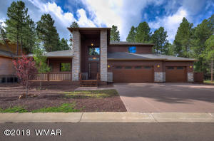 5723 Hidden Oak Drive, Pinetop, AZ 85935