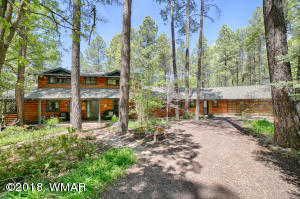 3416 White Oak Drive, Pinetop, AZ 85935