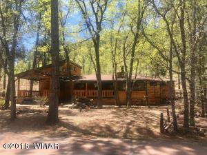 1557 E Rim Road, Pinetop, AZ 85935